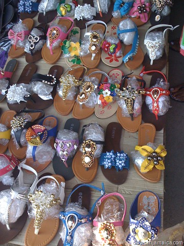 slippers on sale in jamaica