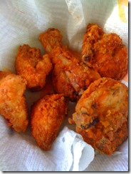 French fried chicken