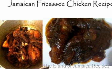 Jamaican fricassee chicken recipe angie can cook forumfinder Gallery