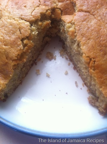 Jamaican Banana Cake Recipe Jamaican Cookery