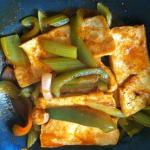 Braised Tofu Recipe—Jamaican style