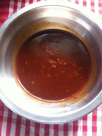 ginger bbq sauce
