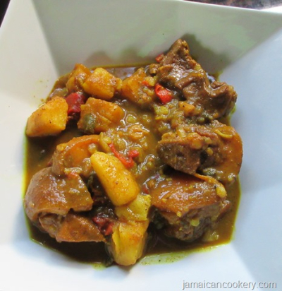how to cook redherin jamaican style