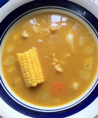 conch soup