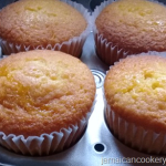 Large Pineapple muffins