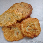 Jamaican Saltfish fritters recipe