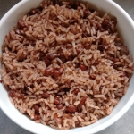 Cowpea rice and peas
