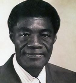 Rev. C Evans Bailey