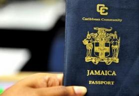jamaican passport