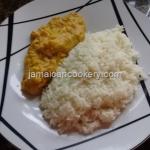 Pumpkin Stew- My Jamaican Version
