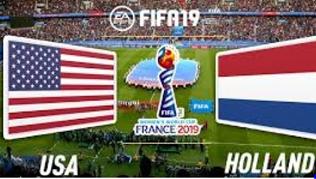 USA VS The Netherlands