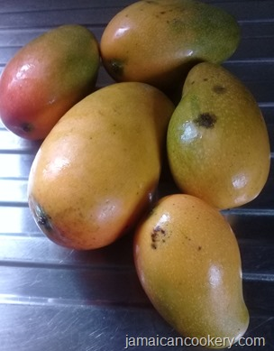 East Indian Mangoes
