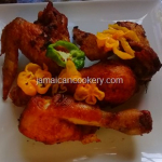 Original Jamaican fry chicken