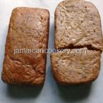 Banana Bread Jamaican Style