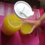 Cucumber pineapple drink