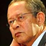 Former Prime minister of Jamaica, Bruce Golding hospitalized