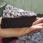 Jamaica  black Christmas fruit rum cake