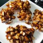 Jamaican coconut drops recipe
