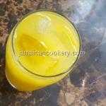 Mango Passion Fruit Juice