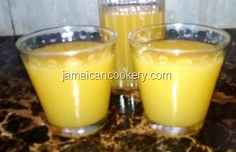 Guava Pineapple June plum drink recipe