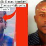 St Thomas mob killed mentally ill man