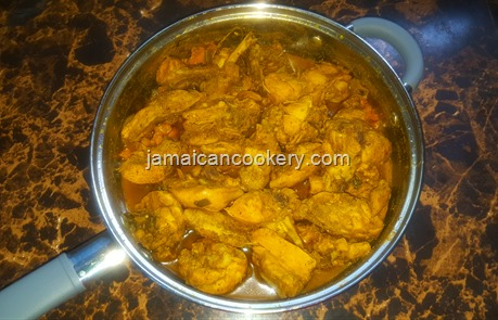 jamaican_curry chicken recipe